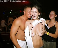 Real Amateur Sluts Go Wild--Fucking and Sucking at Male Stripper Party