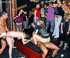 All Night Long Party at Male Strip Club